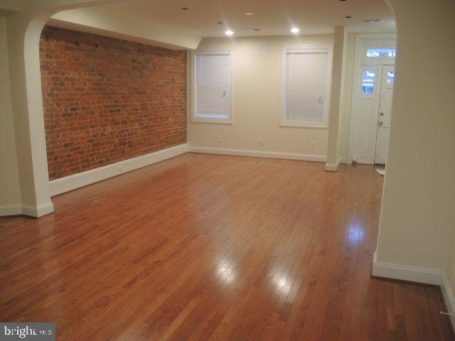 Living Room - 4117 8TH ST NW, WASHINGTON
