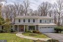 Beautiful stone front - 7608 ARROWOOD RD, BETHESDA