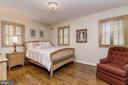 Second bedroom - 7608 ARROWOOD RD, BETHESDA