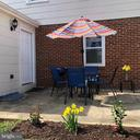 BACKYARD - PATIO - 2809 63RD AVE, CHEVERLY