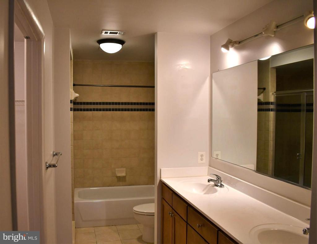 Master Bath - 400 MASSACHUSETTS AVE NW #1007, WASHINGTON