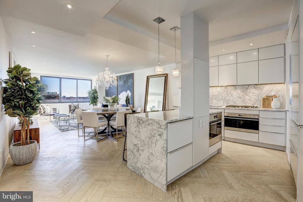 Modern Penthouse - 700 NEW HAMPSHIRE AVE NW #1501, WASHINGTON