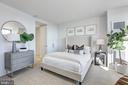 Second Bedroom - 700 NEW HAMPSHIRE AVE NW #1501, WASHINGTON