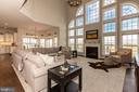 Private and so bright - 14515 FALCONAIRE PL, LEESBURG