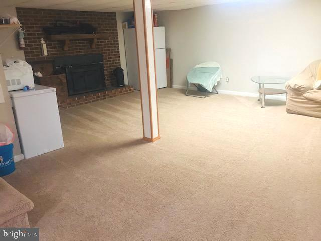 Basement. - 406 OAKRIDGE DR, STAFFORD