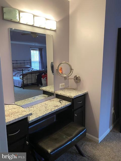 Built in Dressing Table - 15201 HUMBOLT BAY CT, GAINESVILLE