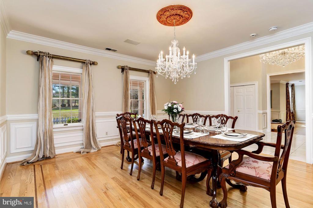 Formal Dining Room - 12466 KONDRUP DR, FULTON