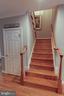 Split stairs - 147 HERNDON MILL CIR, HERNDON