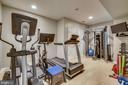Lower Level Bedroom - 7731 OLDCHESTER RD, BETHESDA
