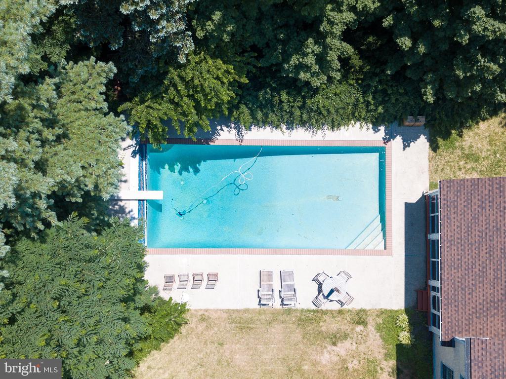 In Ground Pool - 308 KING ST, LEESBURG