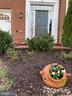 Front door with landscaping - 10623 LEGACY LN, FAIRFAX