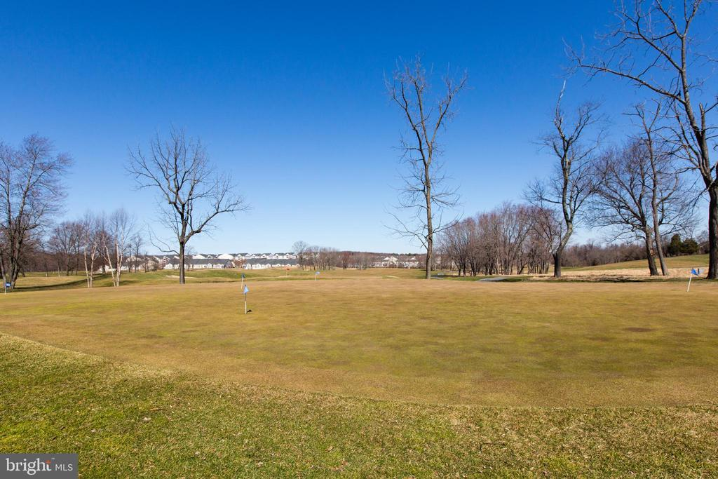Golf Course View - 2021 CRESCENT MOON CT #23, WOODSTOCK