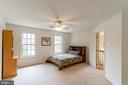 Bedroom Suite #2 - 7000 FAWN TRAIL CT, BETHESDA