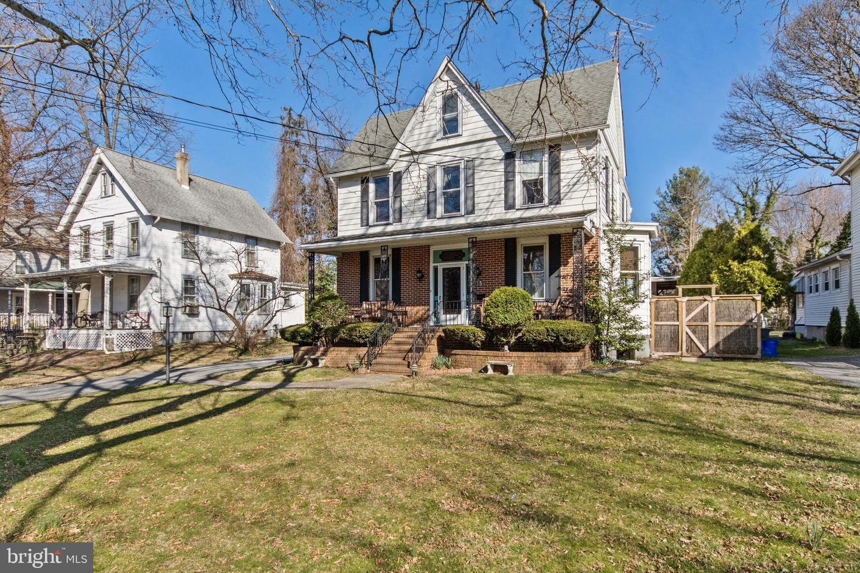 Single Family Homes 为 销售 在 Merchantville, 新泽西州 08109 美国