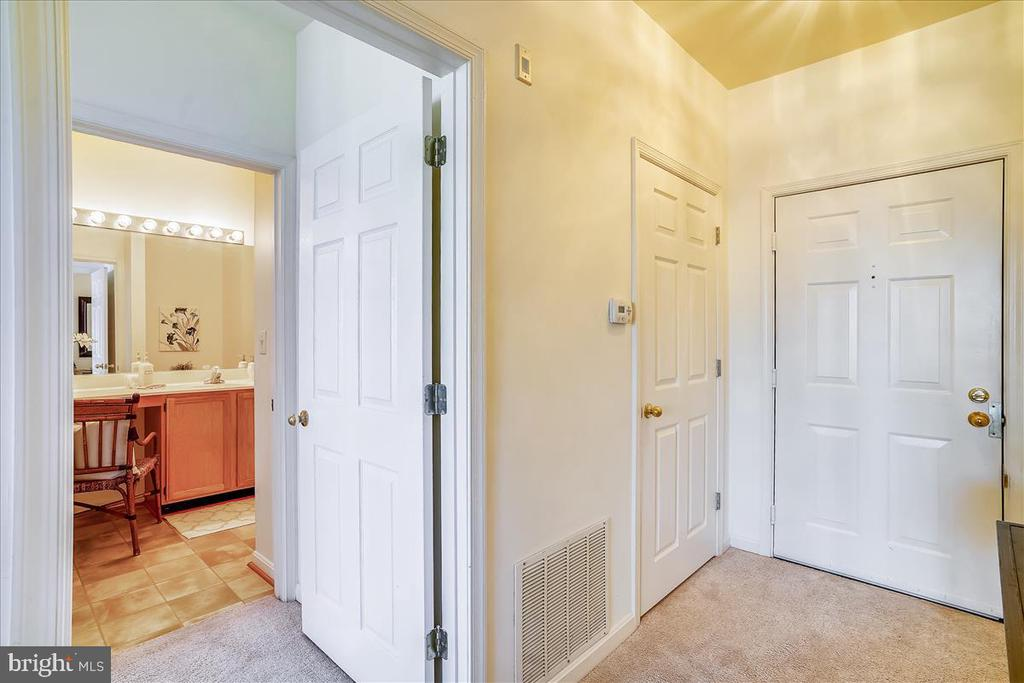 entrance - 9720 LEATHERFERN TER #303-241, GAITHERSBURG