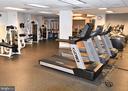 Fitness Center - 400 MASSACHUSETTS AVE NW #1007, WASHINGTON