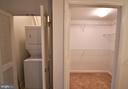 Washer/Dryer & Walk-In Closet - 400 MASSACHUSETTS AVE NW #1007, WASHINGTON