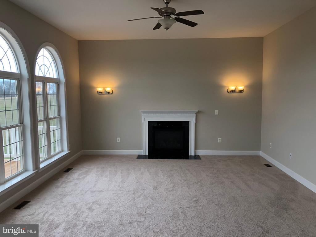 Family Room - 14042 BLUE VIEW CT, LEESBURG