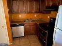 Kitchen - 14622 MONMOUTH DR #12-125, BURTONSVILLE