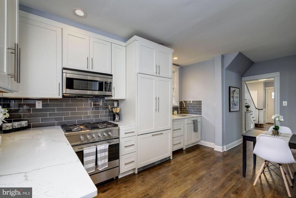 Brand New Kitchen - 5440 NEBRASKA AVE NW, WASHINGTON