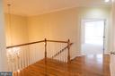 Upper Level Hallway - 1689 WINTERWOOD CT, HERNDON