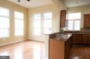 Kitchen and Morning Room - 1689 WINTERWOOD CT, HERNDON