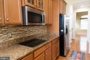 Kitchen - 1689 WINTERWOOD CT, HERNDON