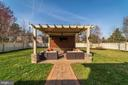 Outdoor entertainment center! - 6204 BERNARD AVE, ALEXANDRIA
