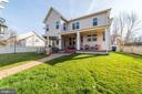 Back fo the home - 6204 BERNARD AVE, ALEXANDRIA