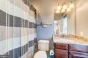 Each bedroom has its own private bathroom! - 6204 BERNARD AVE, ALEXANDRIA