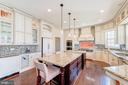 State of the art kitchen! - 6204 BERNARD AVE, ALEXANDRIA