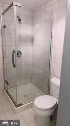 lower level bathroom - 13312 RISING SUN LN, GERMANTOWN