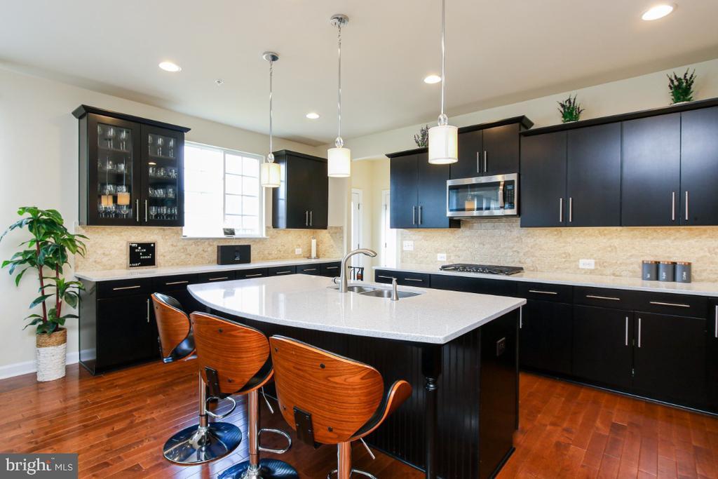 Fully upgraded kitchen - 1917 WETTERHORN CT, FREDERICK