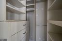 Master Bedroom Closet - 1501 22ND ST N, ARLINGTON