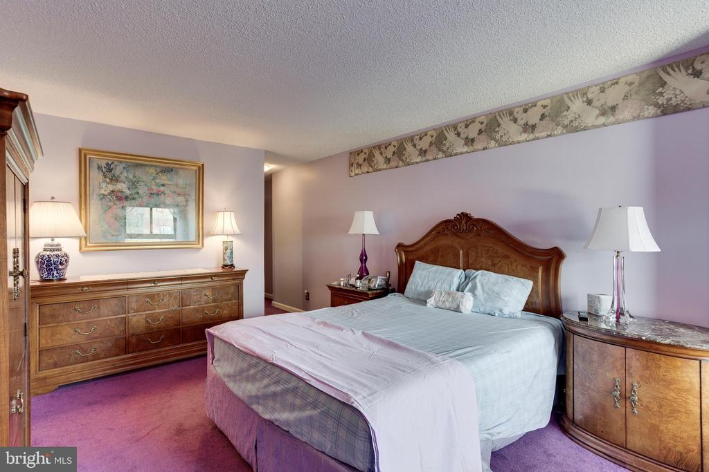 Master bedroom - 1800 OLD MEADOW RD #1106, MCLEAN