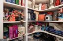 Bonus pantry space! - 8110 MADRILLON SPRINGS LN, VIENNA