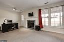 Large basement - 8110 MADRILLON SPRINGS LN, VIENNA
