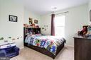 Third bedroom upstairs - 8110 MADRILLON SPRINGS LN, VIENNA
