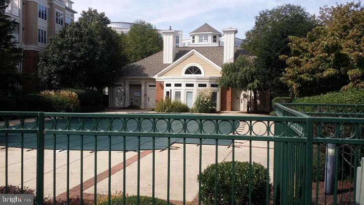 Pool and Clubhouse.  Exercise/Gym room - 12913 ALTON SQ #309, HERNDON