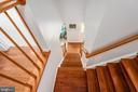 Gorgeous hardwood floors - 6 SPRING LAKE DR, STAFFORD