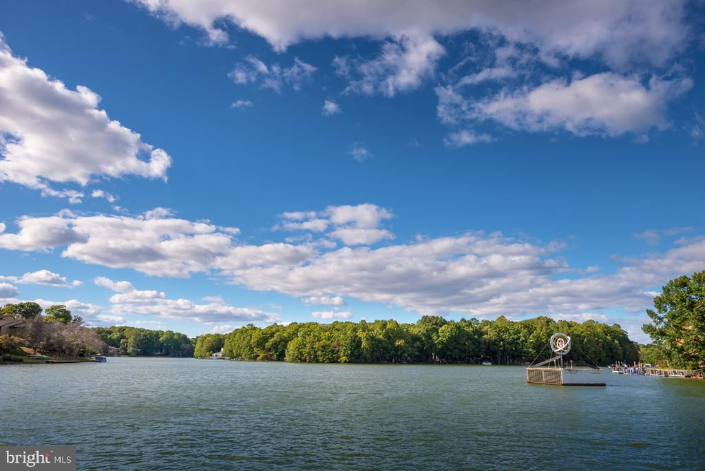 Relax at one of Reston's four lakes - 11712 PAYSONS WAY, RESTON