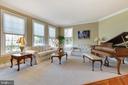 Living Room - 21946 HYDE PARK DR, ASHBURN