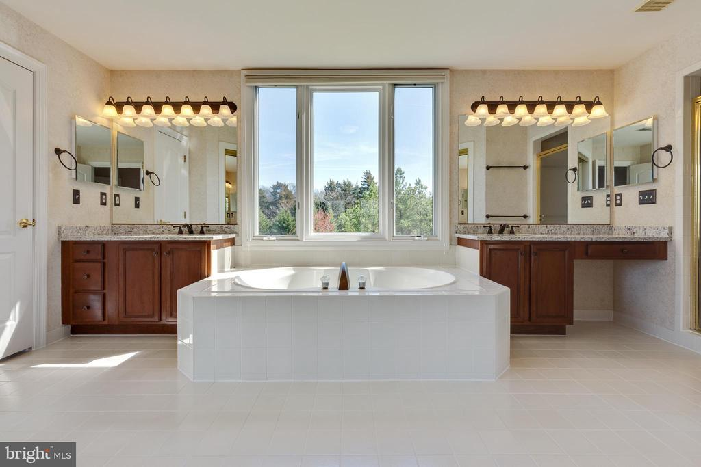 Updated Master Bath 2020 - 21946 HYDE PARK DR, ASHBURN