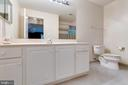Lower Level Full Bathroom - 21946 HYDE PARK DR, ASHBURN
