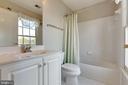 2nd En Suite Bath Upstairs - 21946 HYDE PARK DR, ASHBURN