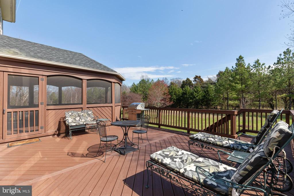 Deck - 21946 HYDE PARK DR, ASHBURN