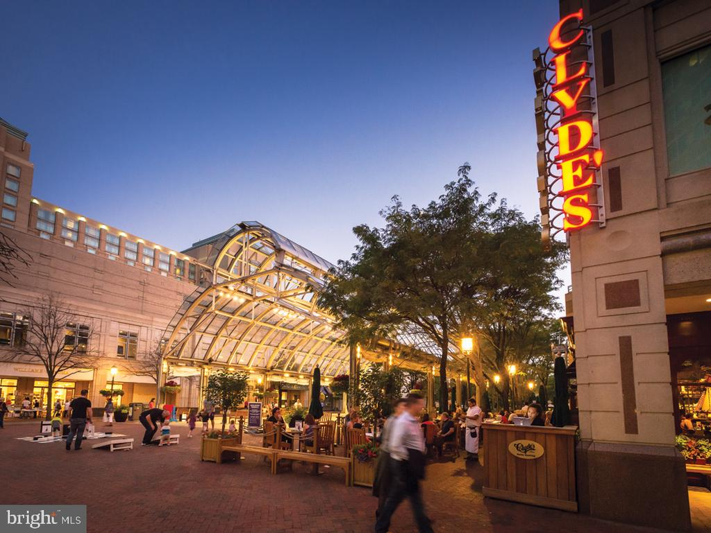 Reston Town Center is a Vibrant Outdoor Venue - 11715 PAYSONS WAY, RESTON