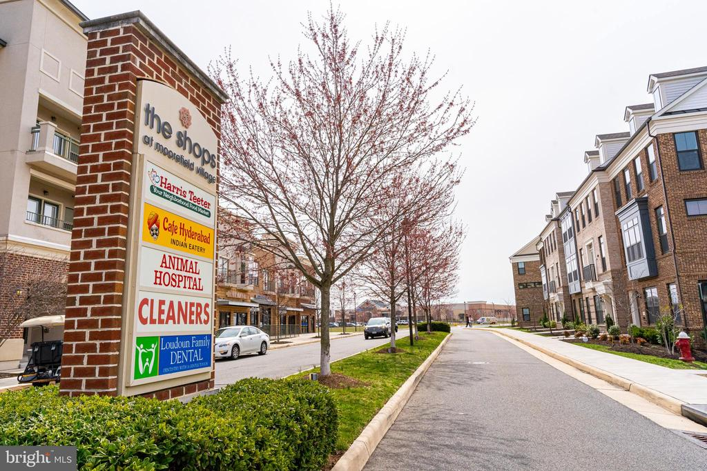 Steps to Metro and Shopping - 22632 CAMBRIDGEPORT SQ, ASHBURN
