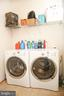 Laundry on Main Level - 25928 KIMBERLY ROSE DR, CHANTILLY
