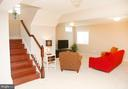 Sprawling lower level/possible in-law suite - 25928 KIMBERLY ROSE DR, CHANTILLY